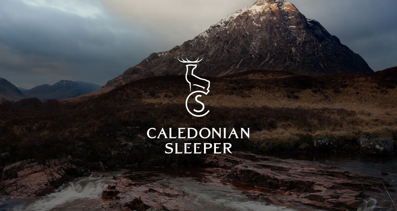 Caledonian Sleeper new logo (image from Weber Shandwick)