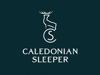 Caledonian Sleeper branding